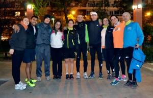 Running + PIlates Madrid 5 de diciembre
